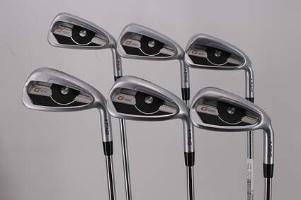 Ping G400 Iron Set 5-PW Nippon NS Pro 850GH Steel Regular Right Handed Black Dot 38.5in