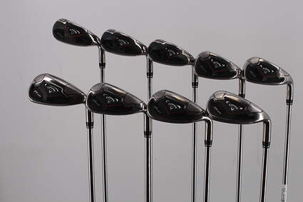 Callaway FT i-Brid Iron Set 3-PW GW Nippon NS Pro 990GH Steel Uniflex Right Handed 38.0in