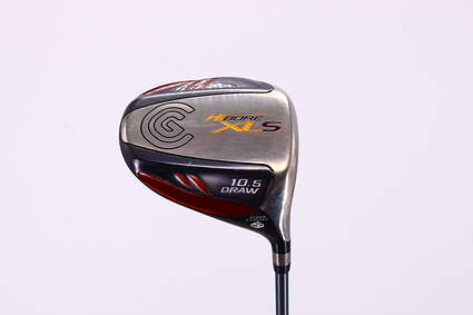 Cleveland Hibore XLS Driver 10.5° Fujikura Fit-On Max 65 Graphite Regular Right Handed 45.25in