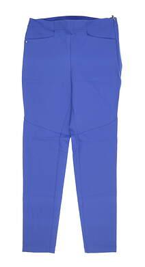 New Womens Ralph Lauren RLX Golf Pants 2 Blue MSRP $168
