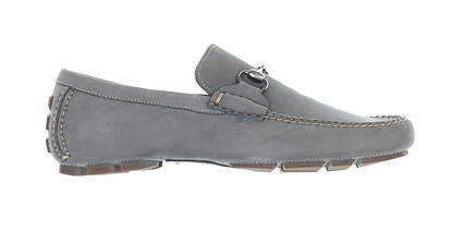 New Mens Golf Shoe Peter Millar Loafer 9 Gray MS16F06 MSRP $240