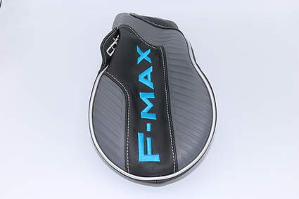 Cobra F-Max Superlite Ladies Driver Headcover Light Blue/Black