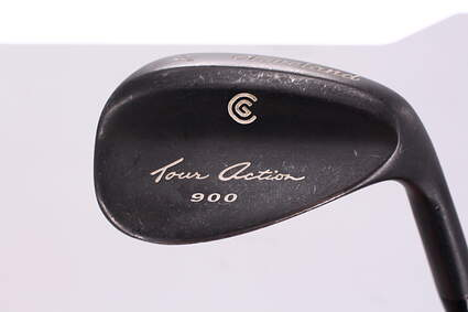 Cleveland 900 Form Forged Gunmetal Wedge Gap GW 52° True Temper Dynamic Gold Steel Wedge Flex Right Handed 35.5in