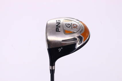 Ping G10 Driver 9° Grafalloy ProLaunch Red Graphite Stiff Left Handed 45.75in