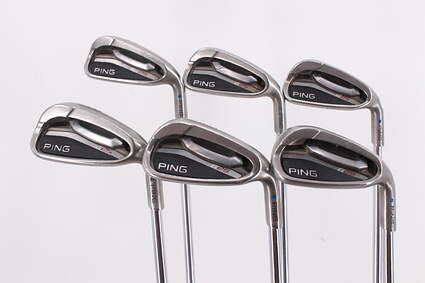 Ping G25 Iron Set 5-PW FST KBS Tour Steel Regular Right Handed Blue Dot 38.0in