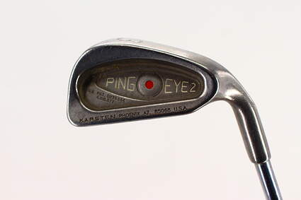 Ping Eye 2 Single Iron 3 Iron Stock Steel Shaft Stiff Right Handed Red dot 39.0in