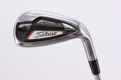 Titleist 714 AP1 Single Iron Pitching Wedge PW True Temper XP 95 R300 Steel Regular Right Handed 35.75in