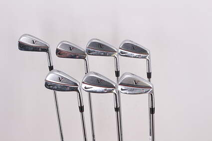 Nike Victory Red Blade Iron Set 4-PW True Temper Dynamic Gold S300 Steel Stiff Right Handed 37.25in
