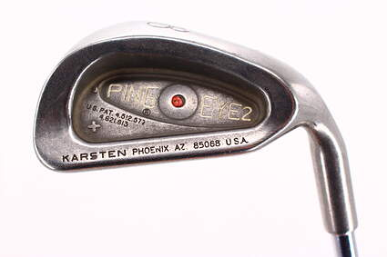 Ping Eye 2 Single Iron 8 Iron Ping ZZ Lite Steel Regular Right Handed Red dot 36.5in