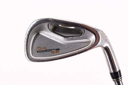 Cobra SS Oversize Single Iron 4 Iron Stock Graphite Shaft Graphite Stiff Right Handed 38.5in
