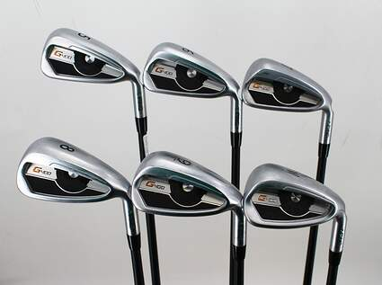 Ping G400 Iron Set 5-PW ALTA CB Graphite Regular Right Handed Green Dot 38.5in