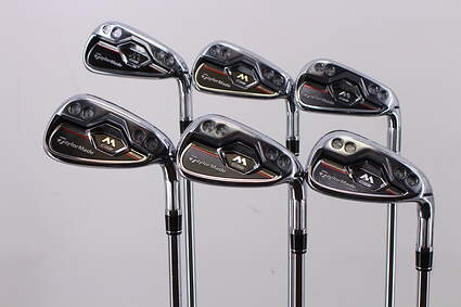 TaylorMade M CGB Iron Set 5-PW Nippon NS Pro 840 Steel Regular Right Handed 38.5in