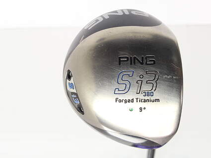 Ping Si3 380cc Driver 9° Ping Si3 Graphite Regular Right Handed 45.75in