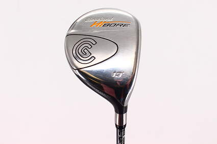 Cleveland Hibore Fairway Wood 3+ Wood 13° Cleveland Fujikura Fit-On Gold Graphite Stiff Right Handed 43.25in