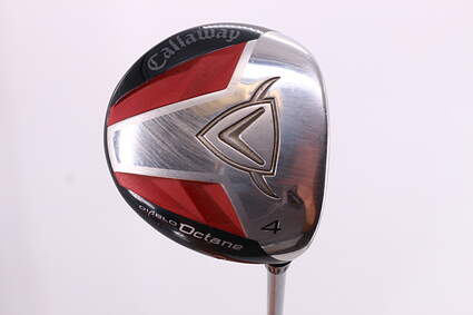 Callaway Diablo Octane Fairway Wood 4 Wood 4W 17° Callaway Diablo Octane Fairway Graphite Ladies Right Handed 41.75in