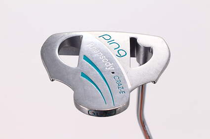 Ping 2015 Rhapsody Craz-E Putter Straight Arc Steel Right Handed Black Dot 32.0in