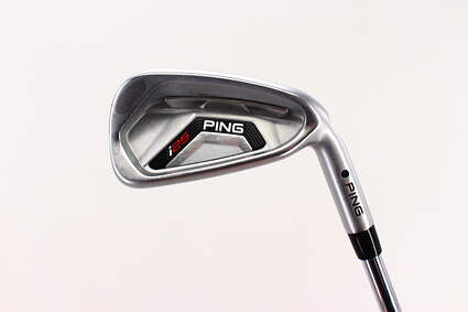 Ping I25 Single Iron 5 Iron Ping CFS Distance with Cushin Steel Stiff Right Handed Black Dot 38.0in