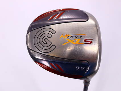 Cleveland Hibore XLS Driver 9.5° Cleveland Fujikura Fit-On Red Graphite Stiff Right Handed 48.0in