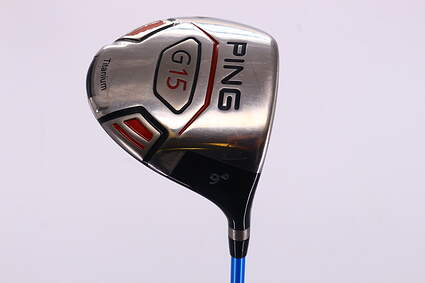 Ping G15 Driver 9° Oban Devotion 6 Graphite Stiff Right Handed 44.75in