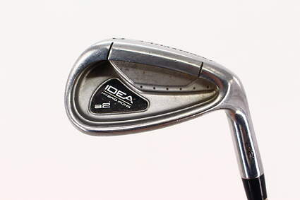 Adams Idea A2 Single Iron Pitching Wedge PW True Temper Player Lite Steel Regular Right Handed 35.75in