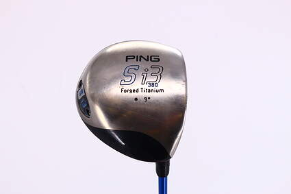 Ping Si3 Driver 9° Grafalloy Blue Graphite X-Stiff Right Handed 44.25in