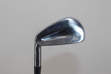 Mizuno MP 32 Single Iron 4 Iron True Temper Dynamic Gold S300 Steel Stiff Left Handed 38.75in