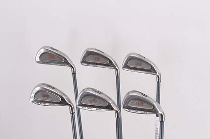Callaway S2H2 Iron Set 5-PW Callaway RCH 90 Graphite Regular Right Handed 38.25in
