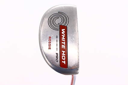 Odyssey White Hot Pro Rossie Putter Face Balanced Steel Right Handed 35.25in