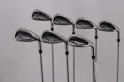 Callaway Steelhead XR Iron Set 5-PW SW True Temper XP 95 Stepless Steel Stiff Right Handed 37.75in