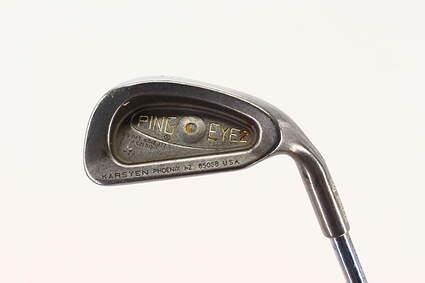 Ping Eye 2 + Single Iron 4 Iron Ping ZZ Lite Steel Regular Right Handed Yellow Dot 38.5in