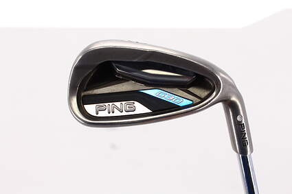 Ping G30 Single Iron 9 Iron KBS Tour 130 Steel X-Stiff Right Handed Silver Dot 37.25in