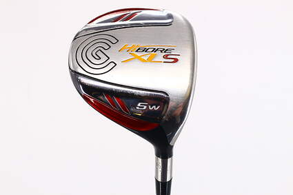 Cleveland Hibore XLS Fairway Wood 5 Wood 5W 19° Cleveland Fujikura Fit-On Gold Graphite Regular Right Handed 43.0in