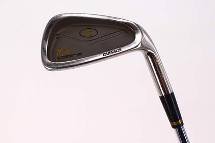 Cobra SS-i Oversize Wedge Steel Regular Right Handed 37.75in