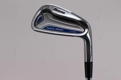 Mizuno MX 200 Single Iron 6 Iron Dynalite Gold XP S300 Steel Stiff Right Handed 37.5in