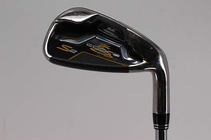 Cobra S2 Single Iron 6 Iron Cobra NS Pro 900XH Steel Stiff Right Handed 37.75in