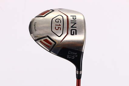 Ping G15 Draw Driver 10.5° Ping TFC 149D Graphite Regular Right Handed 45.75in