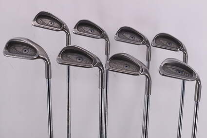 Ping Eye 2 Iron Set 3-PW Ping KT Steel Regular Right Handed Blue Dot 37.75in