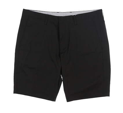 New Mens Cross Byron Golf Shorts 36 Black MSRP $120