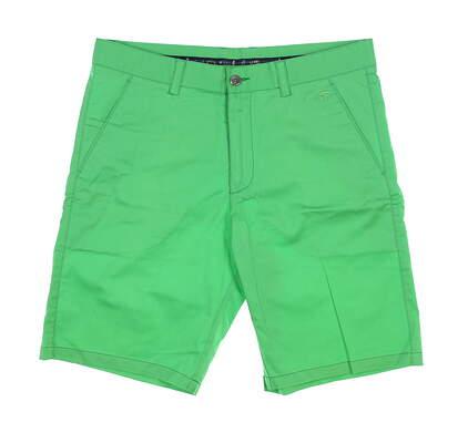New Mens Cross Golf Shorts 33 Green MSRP $85