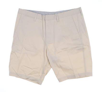 New Mens Cross Golf Shorts 40 Khaki MSRP $99