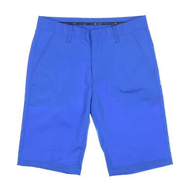 New Mens Cross Andre Golf Shorts 32 Dazzling Blue MSRP $120