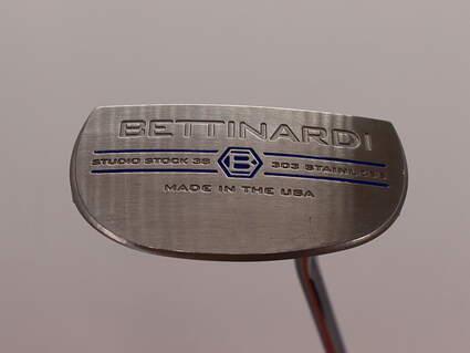 Bettinardi 2019 Studio Stock 38 Putter Steel Right Handed 35.0in