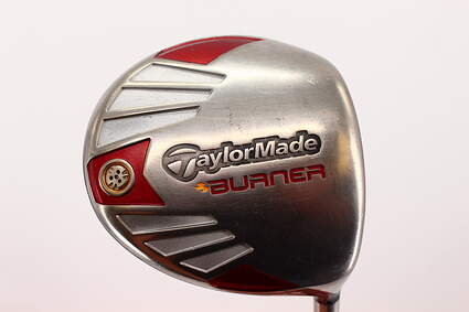 TaylorMade 2007 Burner 460 Driver 10.5° TM Reax Superfast 50 Graphite Regular Right Handed 45.75in