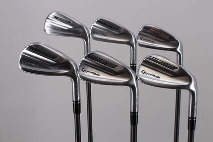 Mint TaylorMade P-790 Iron Set 5-PW UST Mamiya Recoil 760 ES Graphite Regular Right Handed 38.0in