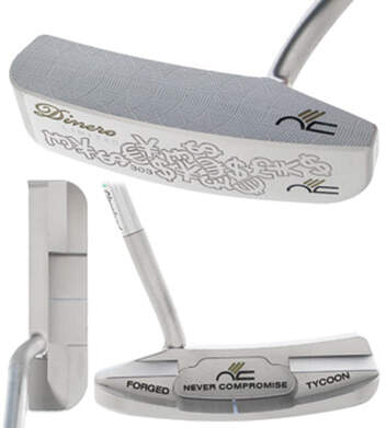 Never Compromise Dinero Series Tycoon Putter