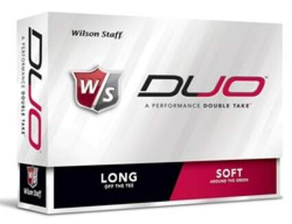 Wilson Staff Duo Dozen Golf Balls
