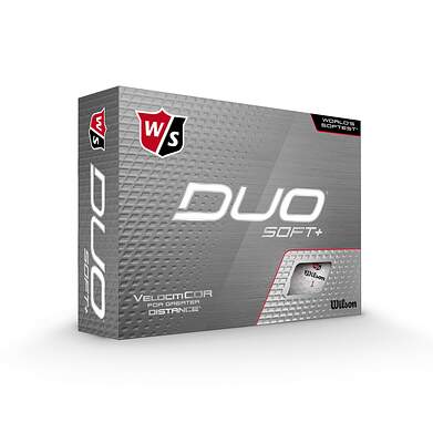 Wilson Staff DUO Soft Plus Golf Balls