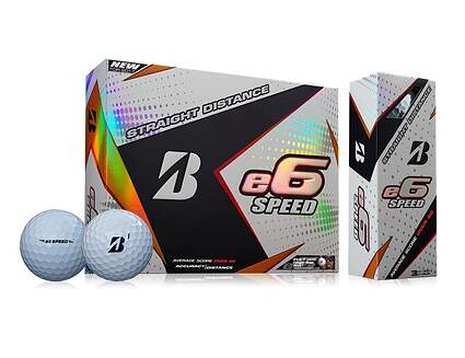 Bridgestone e6 Speed Dozen Golf Balls