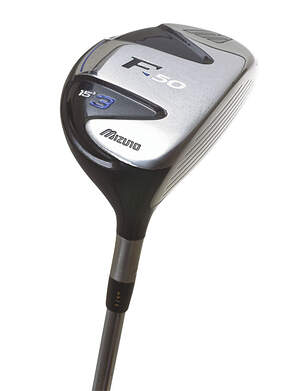 Mizuno F50 Fairway Wood