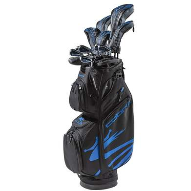 Cobra F-MAX Airspeed Mens Complete Golf Club Set